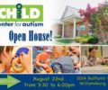 Join Us for One Child's Open House