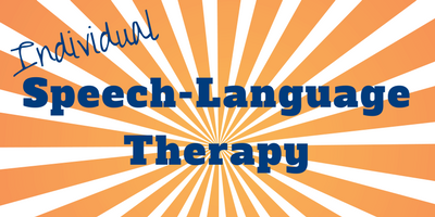 Individual Speech Language Therapy at One Child Center for Autism